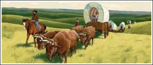 1. Wagon Train