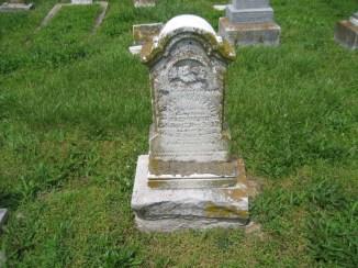 Barbara Boxdorfer gravestone Immanuel Perryville