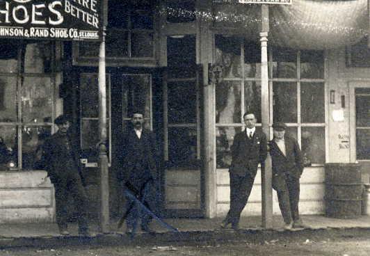 Ernst Bock Hopfer Store Uniontown