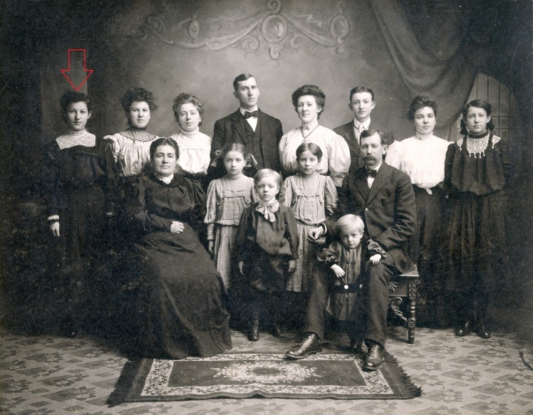 Estel family 1906 Bock Frances Martha