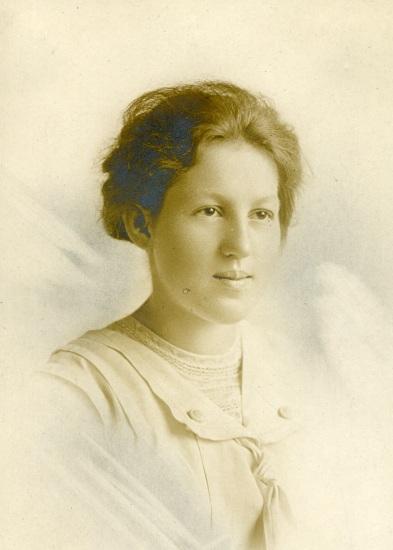 Frances Bock Estel X