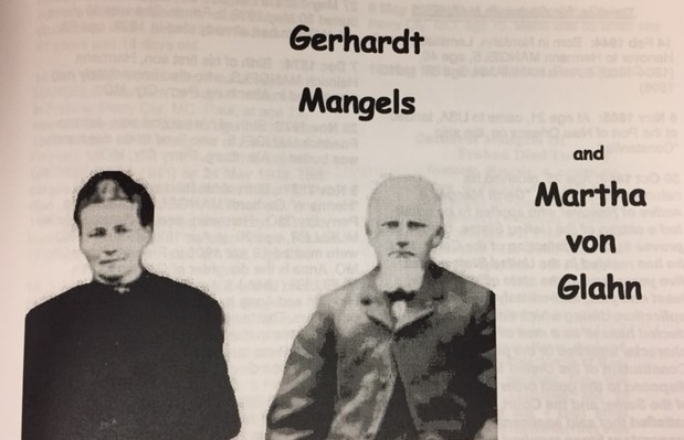Gerd and Martha Mangels