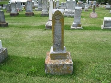 Gottlieb Boxdorfer gravestone Immanuel Perryville