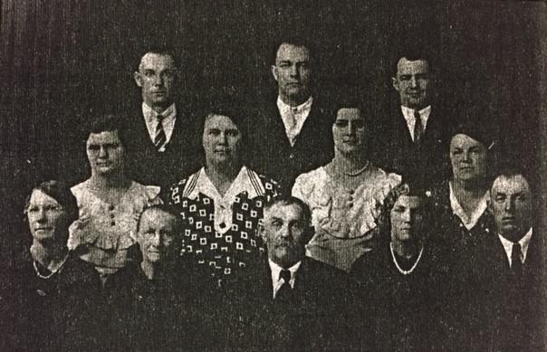 Heinrich Hadler family