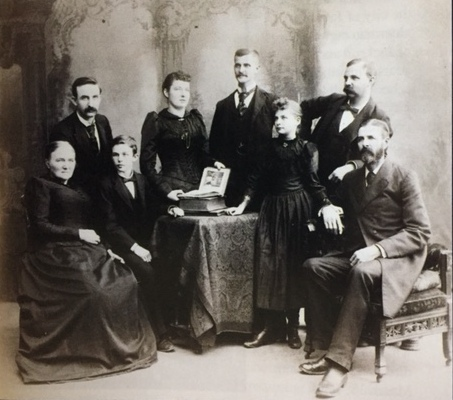Henry Schaefer family
