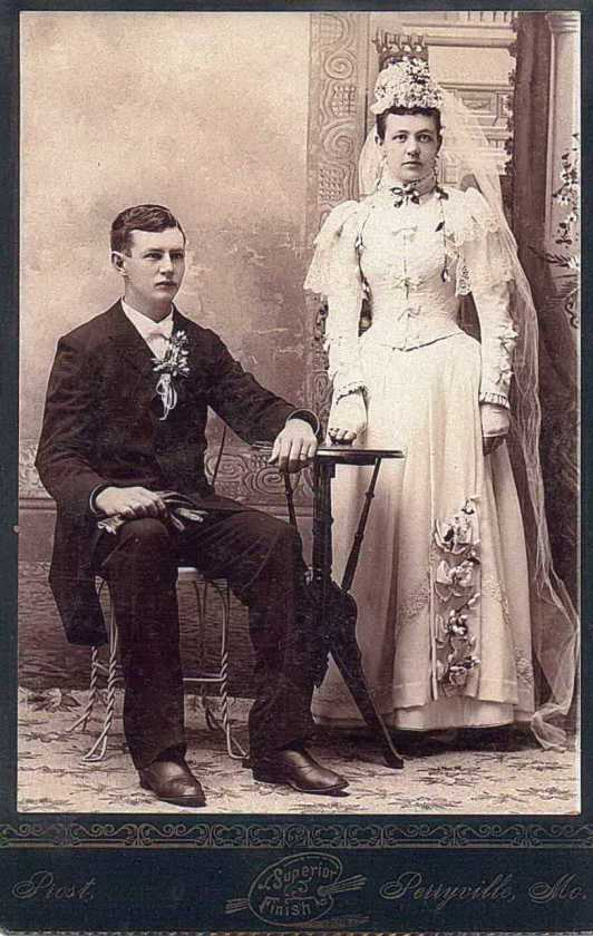 Lueders Fiehler wedding