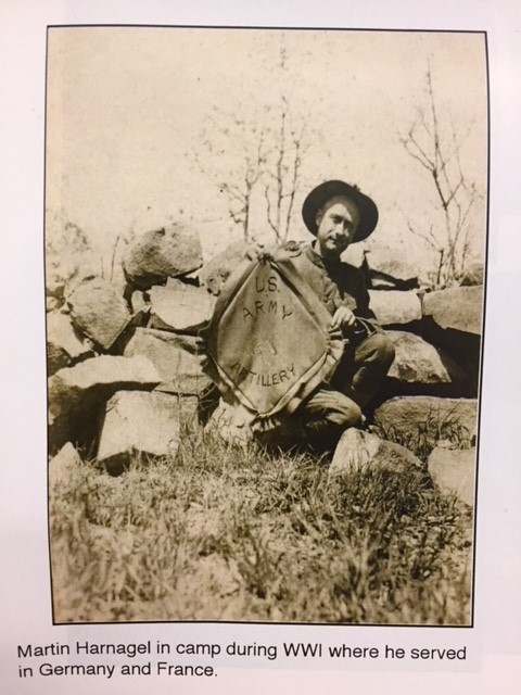 Martin Harnagel WWI