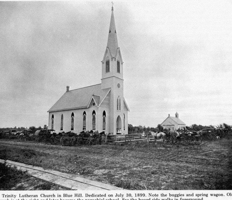 Trinity Lutheran Blue Hill NE