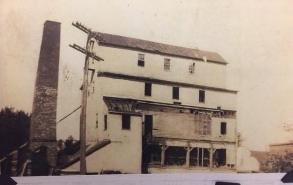 Weinhold Flour Mill Wittenberg