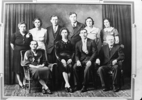 William Boxdorfer family