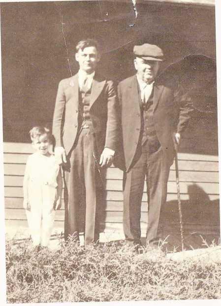 William Marion Wills Homer son Lerory grandson