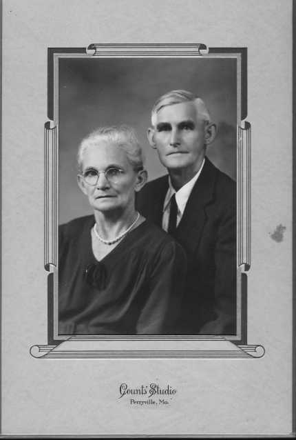 Gottlieb and Martha Versemann