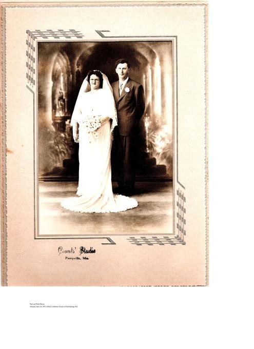 Kasten Hoehn wedding