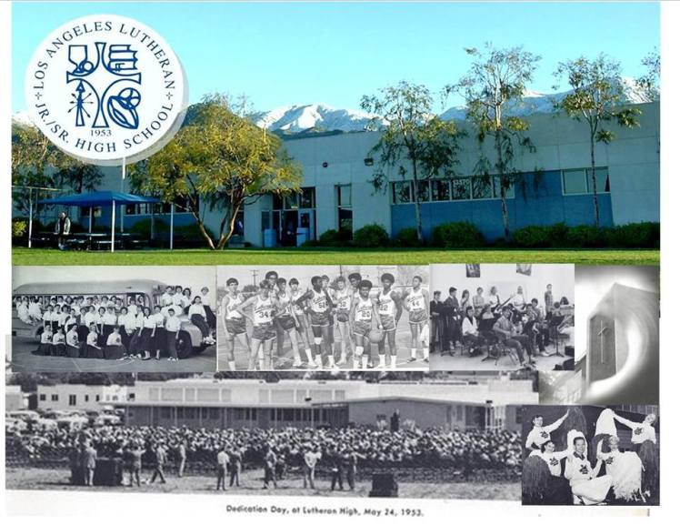 Los Angeles Lutheran High School