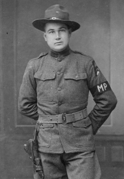 Military Police WWI