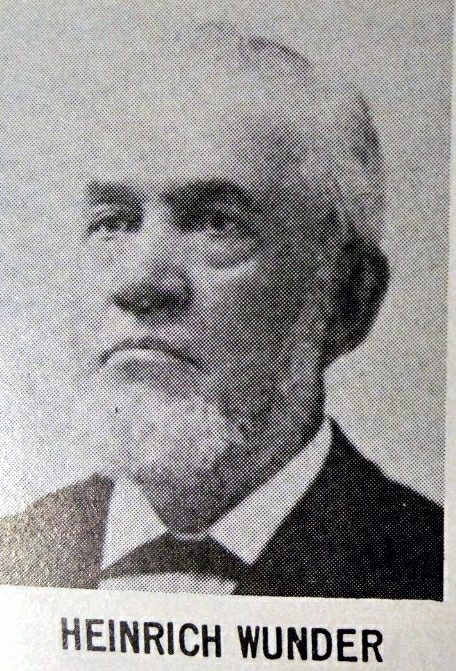 Pastor of Trinity Lutheran Church, Millstadt, IL 1849-1851