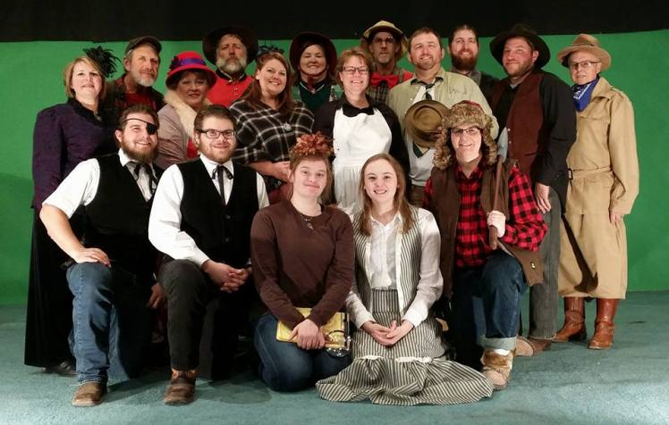 Salem Play Cast