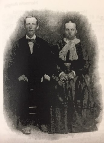 Herman and Katharine Mangels