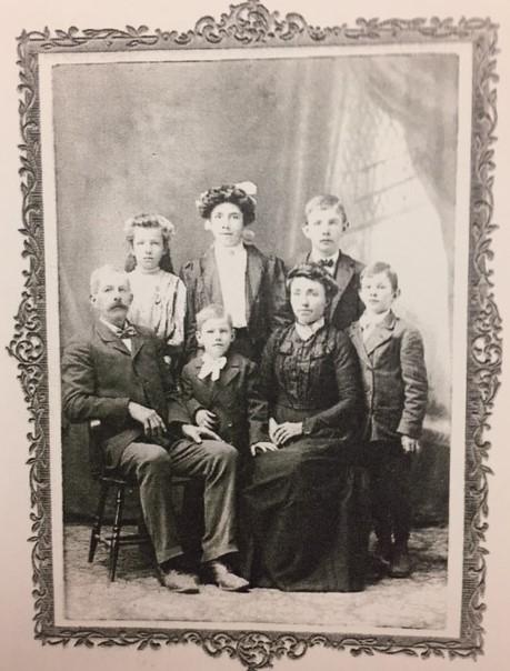 Johann Amschler family