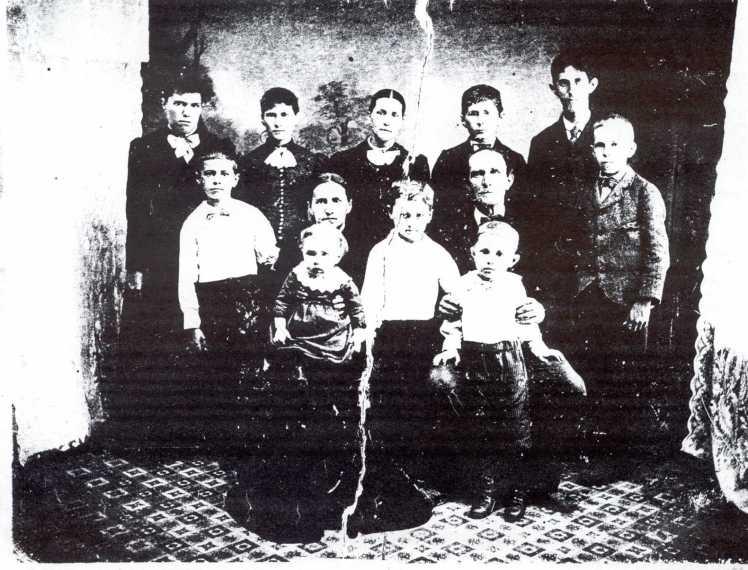 Joseph Perr family
