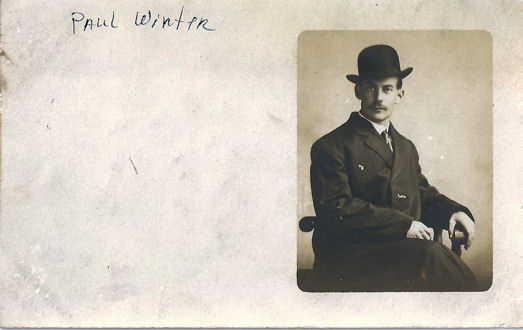 Paul Winter hat