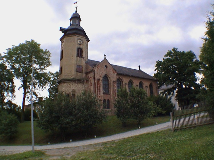 Rückersdorf Church