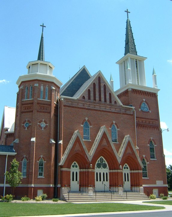Soest Emmanuel Lutheran Church Ft. Wayne IN