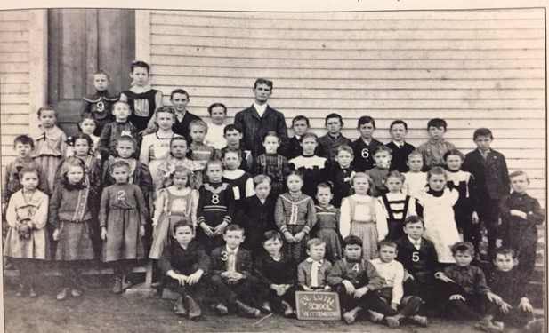 St. Paul's Lutheran School children