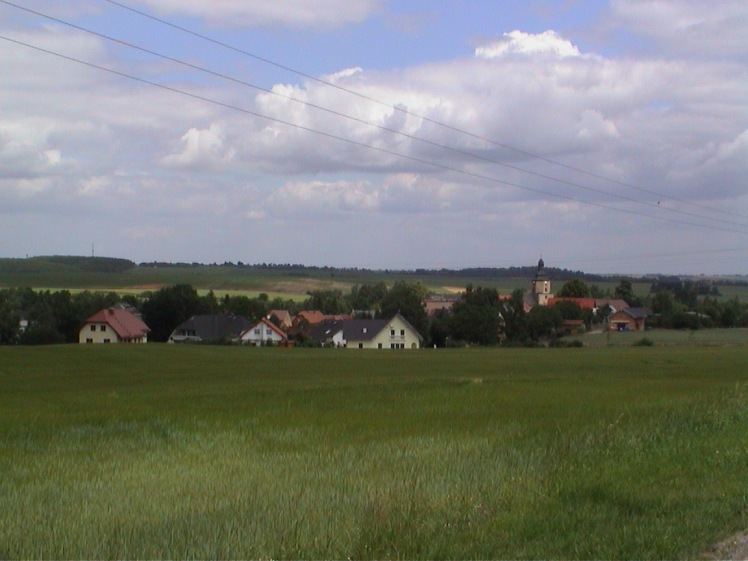 Village of Rückersdorf