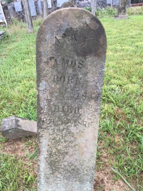 Anna Litzelfelner Amos New Jerusalem Pocahontas MO
