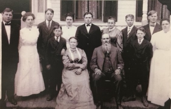 Martin Weinhold family