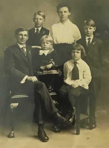 Paul B. Winter family