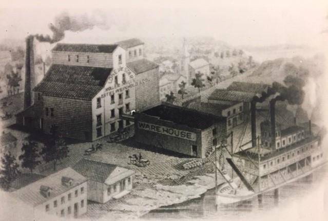 Weinhold Estel Mill Wittenberg