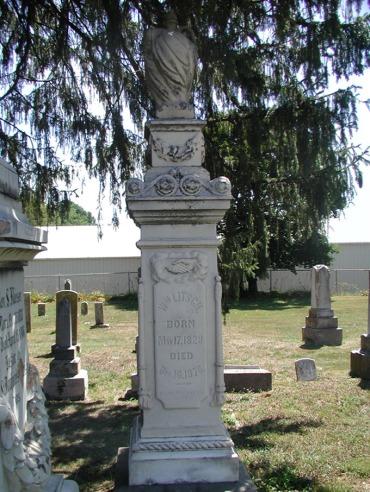 William Litsch gravestone St. Boniface Perryville MO