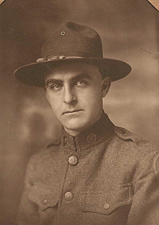 Arthur Guth military