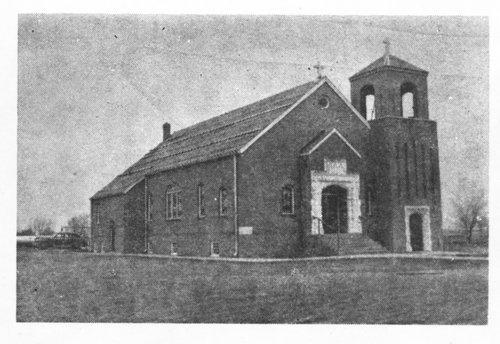 Immanuel Lutheran Hoxie KS