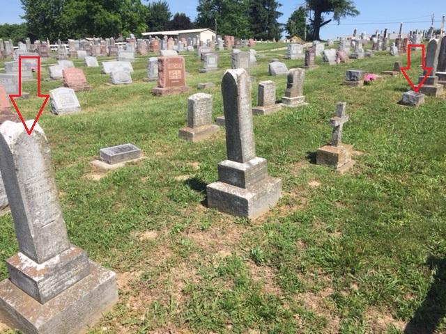 Linda Arbeiter burial site Trinity Altenburg MO