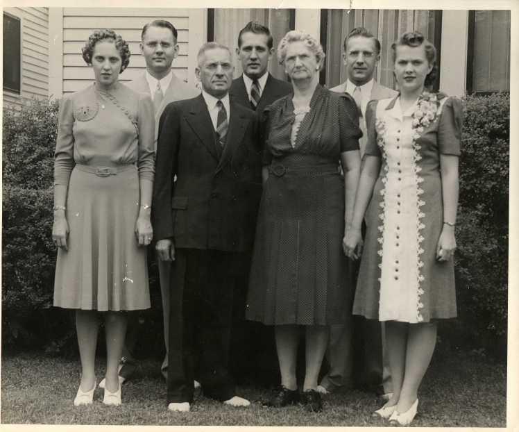 Louis Luepke family
