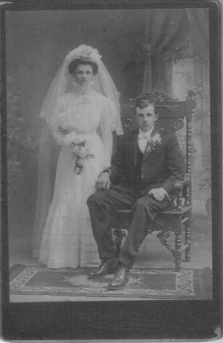 Militzer Stemmerman wedding