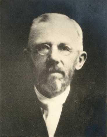 Rev. John Krueger