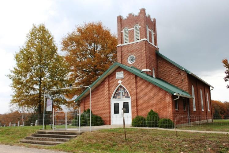 St. John Lutheran Church Drake MO