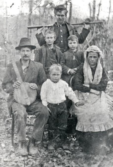 Strickland family X
