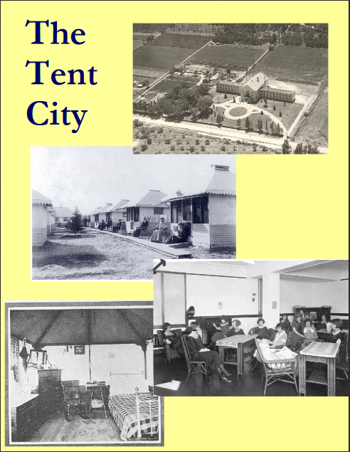 The Tent City Wheat Ridge Sanitarium