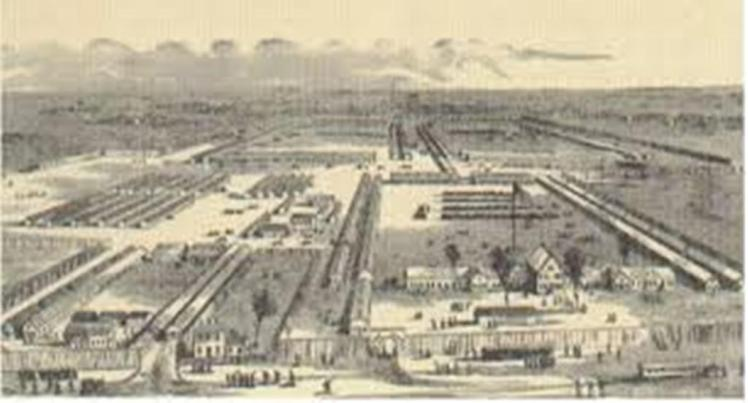 Camp Douglas Prison