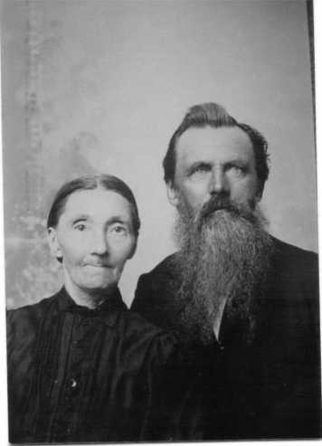 Claus and Margaretta Stueve