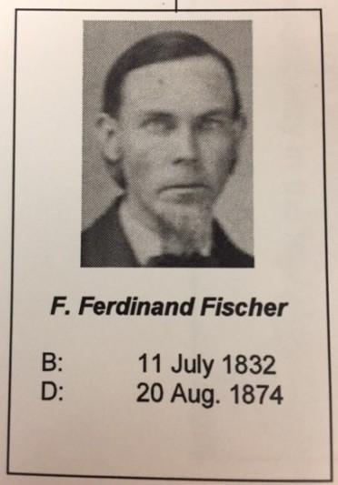Friedrich Ferdinand Fischer