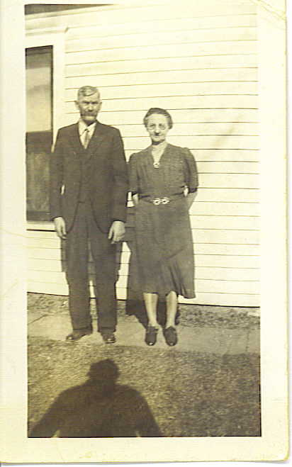 George and Kathryn Schoenborn