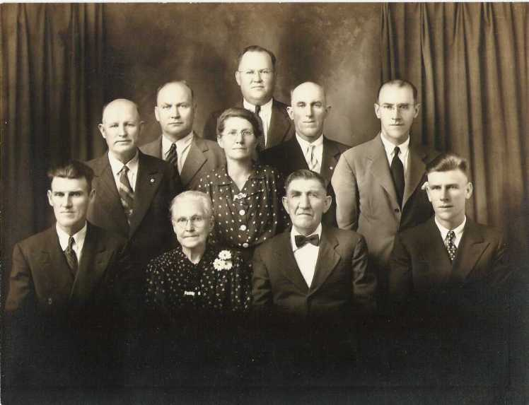 Henry Dreyer family
