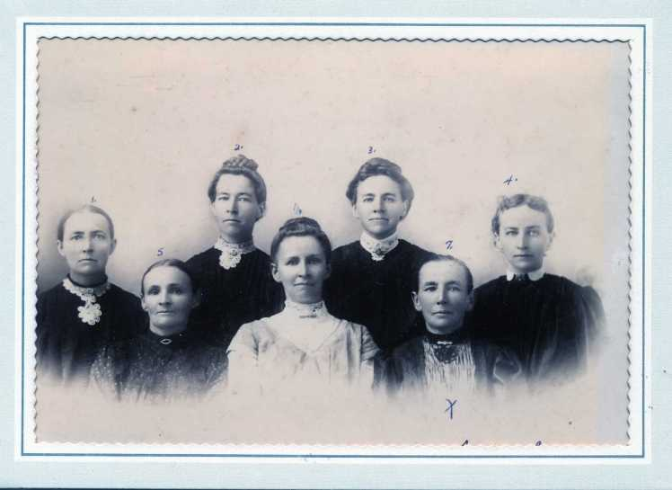 Hesse sisters