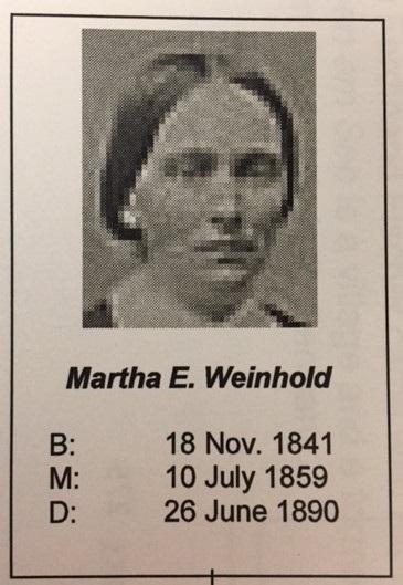 Martha Weinhold Fischer